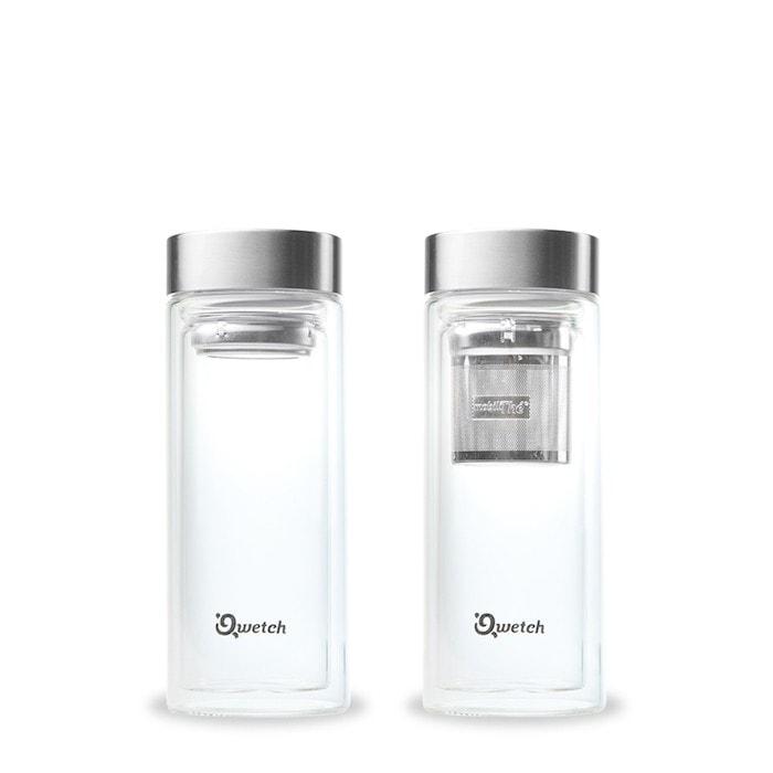 Qwetch termoflaske med filter tom