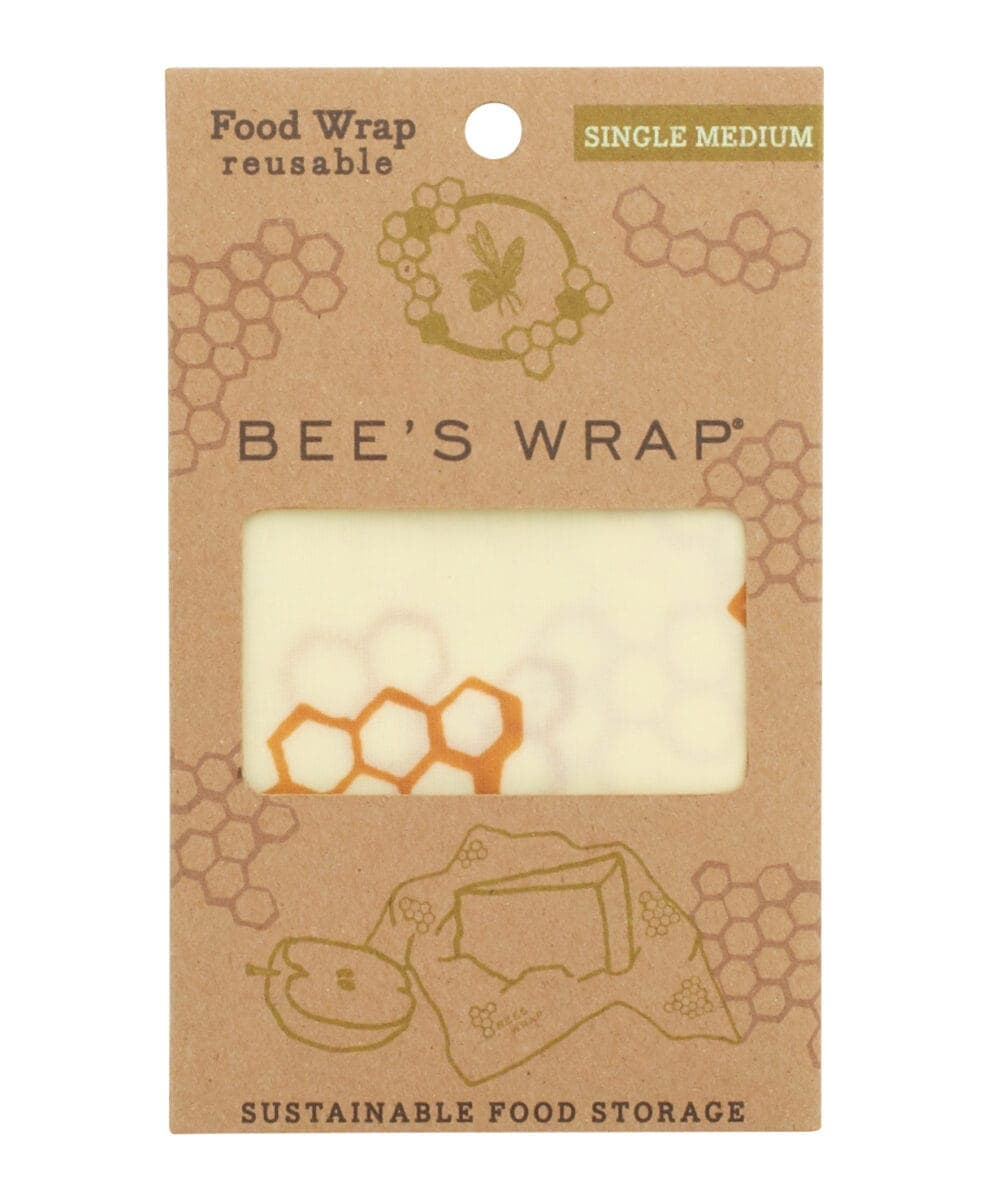 Bee's Wrap Medium indpakket