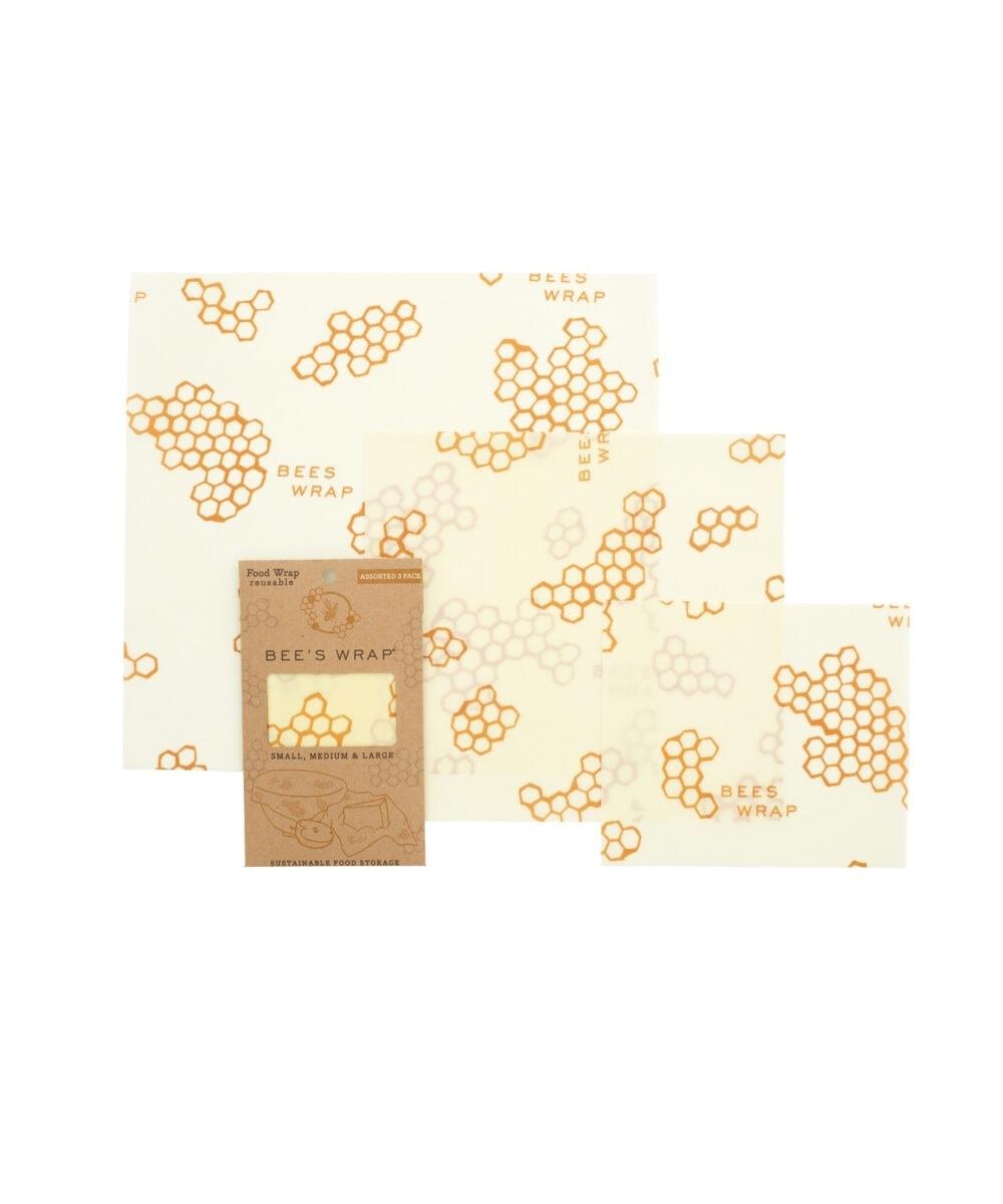 Bee's Wrap 3-pak