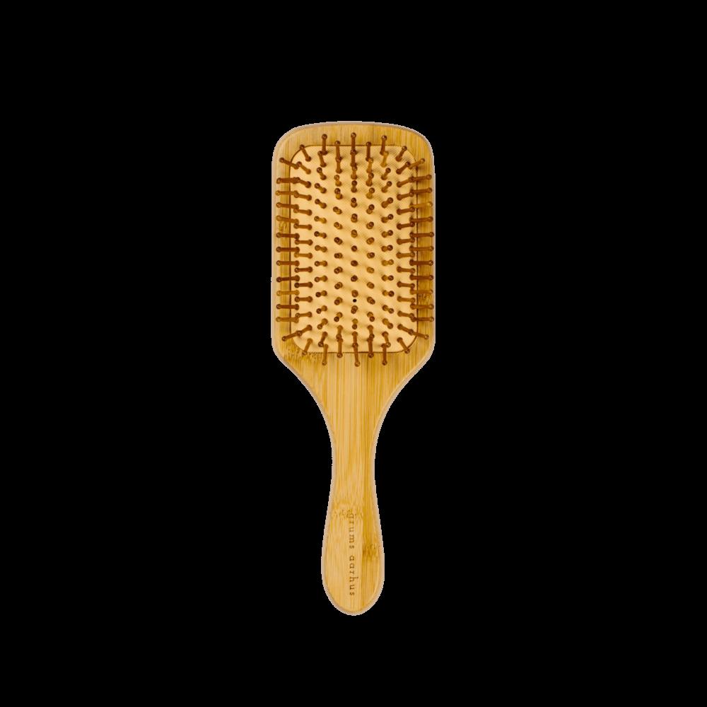 Grums bambushårbørste