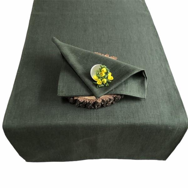 ecoinvent bordløber leaf med serviet