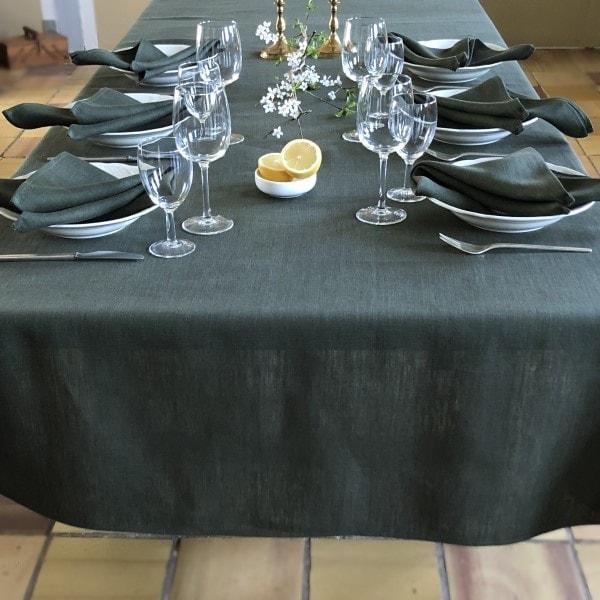 ecoinvent hørdug leaf fuldt bord
